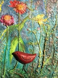 "Elizabeth Woodford ""Little Red Bird"""